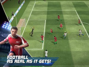 Real Football Mod APK Latest Version (Unlimited Money & Gold) 4