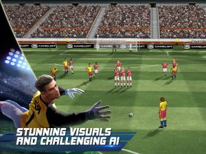 Real Football Mod APK Latest Version (Unlimited Money & Gold) 3
