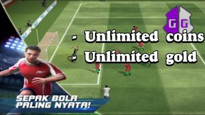 Real Football Mod APK Latest Version (Unlimited Money & Gold) 2