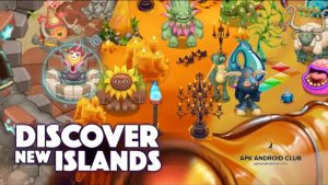 My Singing Monsters MOD APK Latest version with Unlimited Money/Gems 2